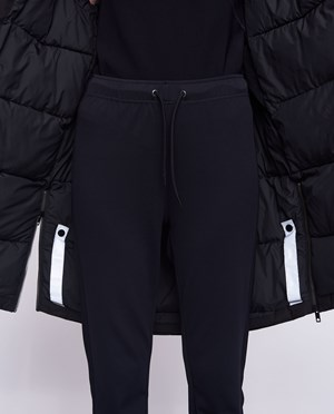 Elvine Marcy Parka Women Black