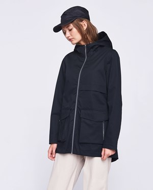 Elvine Mona Transitional jacket Women Dark Navy