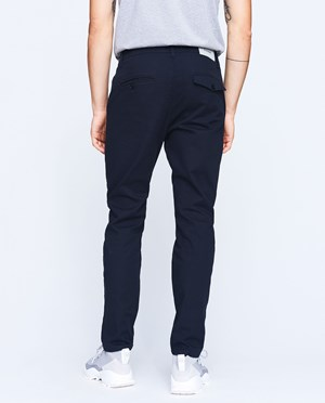 Elvine Crimson Chinos Herr Dark Navy