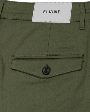 Elvine Crimson shorts Shorts Men Olive
