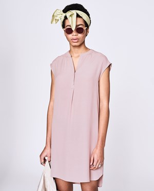 Elvine Malva Dress Women Violet Ice