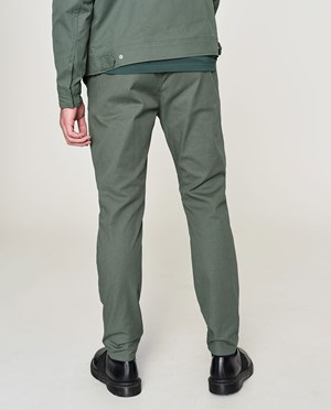 Elvine Crimson Chino Herr Faded Green