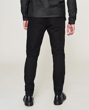 Elvine Crimson Chinos Herr Black