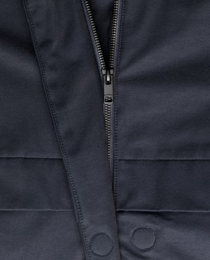 Elvine Nicole Parka Women Dark Navy