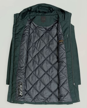 Elvine Reece Parka Men Market Green