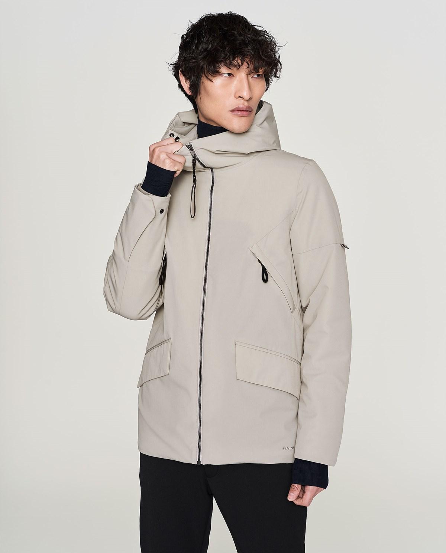 Elvine Cole Jacket Dove Grey Elvine Shop