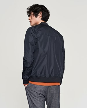 Elvine Will Transitional jacket Men Dark Navy