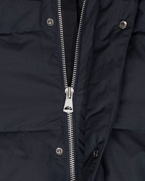 Elvine Bror Puffer jacket Men Dark Navy