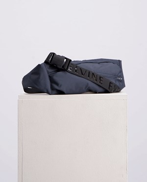 Elvine ARKIV Bag No 1 Midjeväska Dark Navy