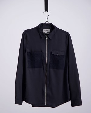 Elvine ARKIV Shirt No1 Shirt Dark Navy