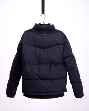 Elvine Gavin winter jacket Men Dark Navy