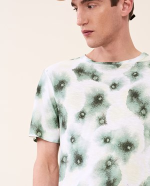 Elvine Errol T-shirt Men Yellow Dandelions