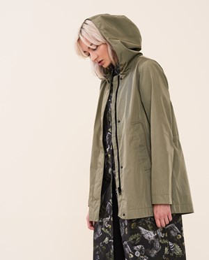 Elvine Athina Spring jacket Women Dark Sage