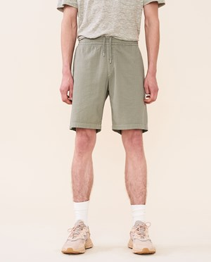 Elvine Elwing shorts Shorts Men Green Mist