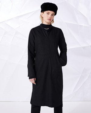 Elvine Aily Dress Women Black