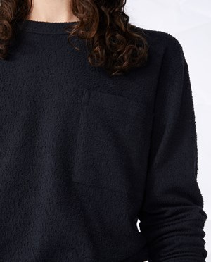Elvine Tate Sweatshirt Men Black