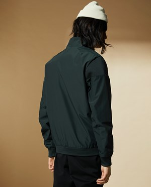 Elvine Robert Bomber jacket Men Market Green