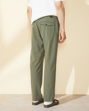 Elvine Jaxson Pants Men Geranium Green