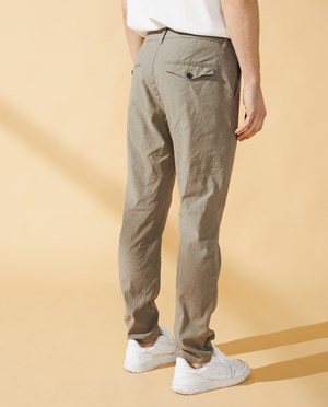 Elvine Crimson Chinos Men Sage